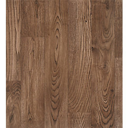 Beige Oak effect Vinyl flooring 4 m²