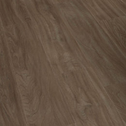 Grey Oak Effect Luxury Vinyl Flooring 1.76 m²