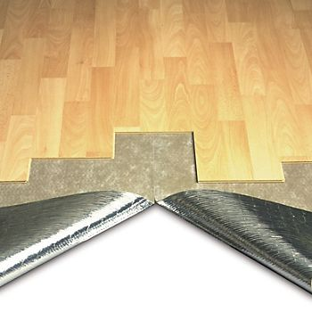 Duralay Silentwalk 3mm Hardwood Floor Underlay