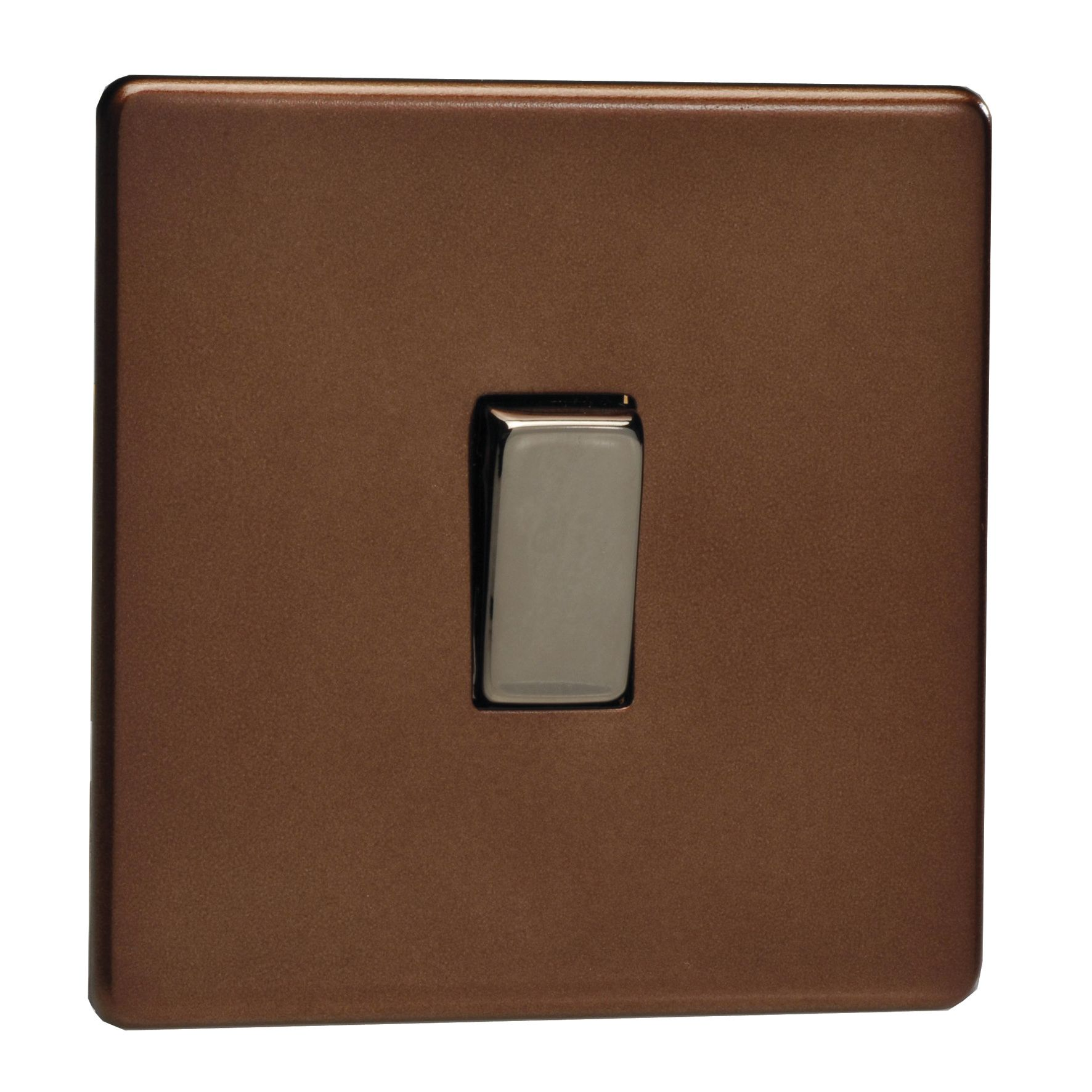 Trunk Hardware-Leather Handle Kits-Trunks /& Chests-Bronze Color End Caps T