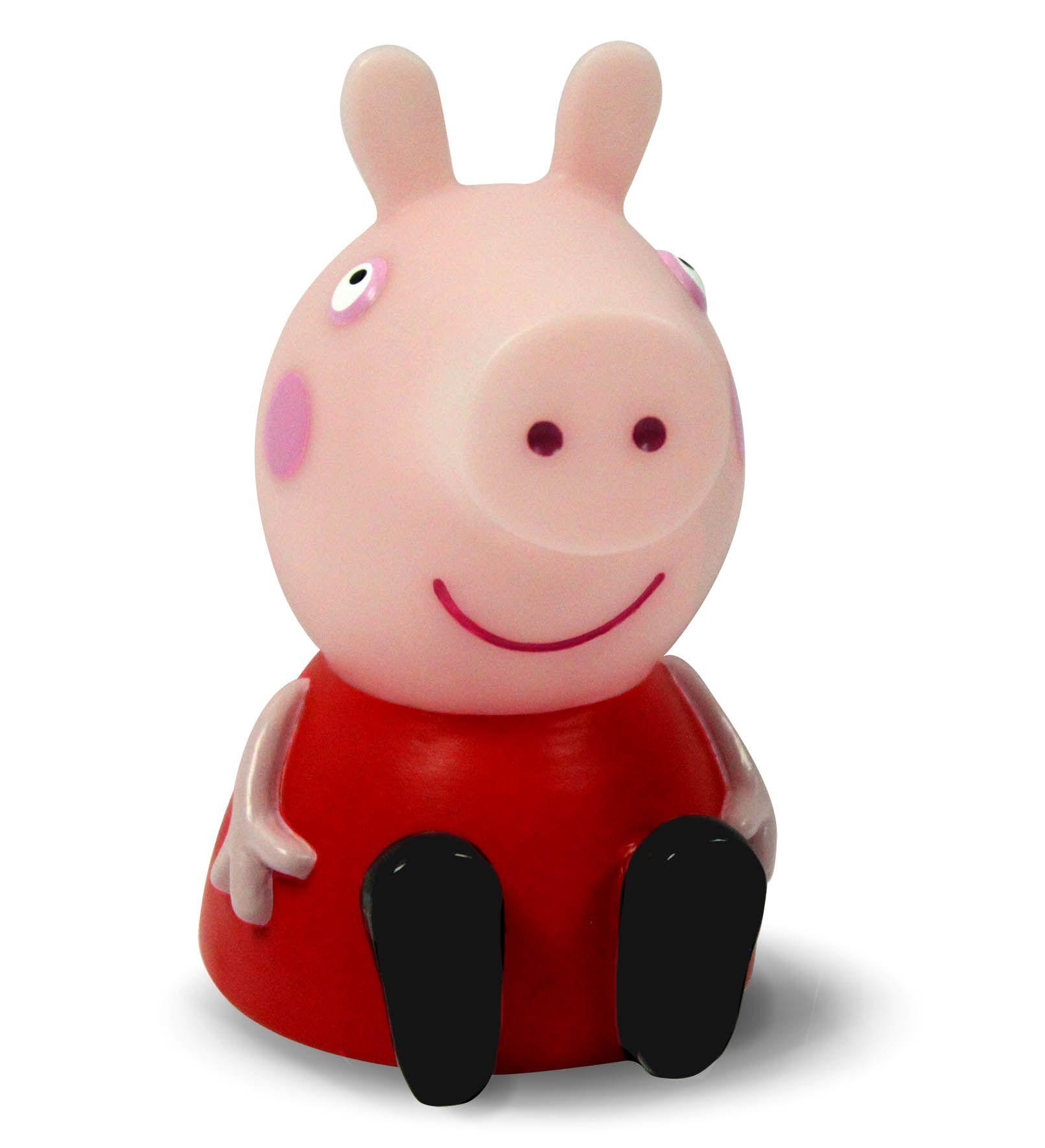 Peppa Pig Pink Desk Lamp Departments Diy At B Amp Q