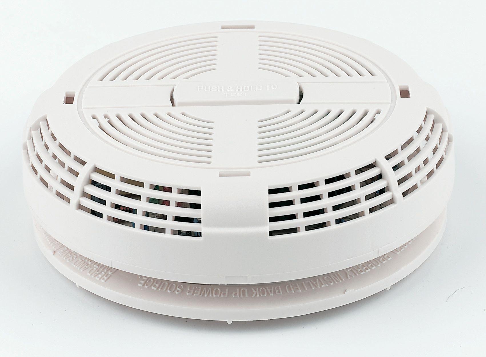 Brk Smoke Alarm   Departments   DIY at B&Q