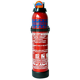 First Alert Powder Fire Extinguisher 600G