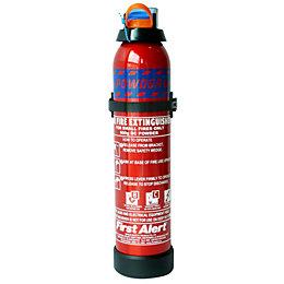 First Alert Powder fire extinguisher 600g