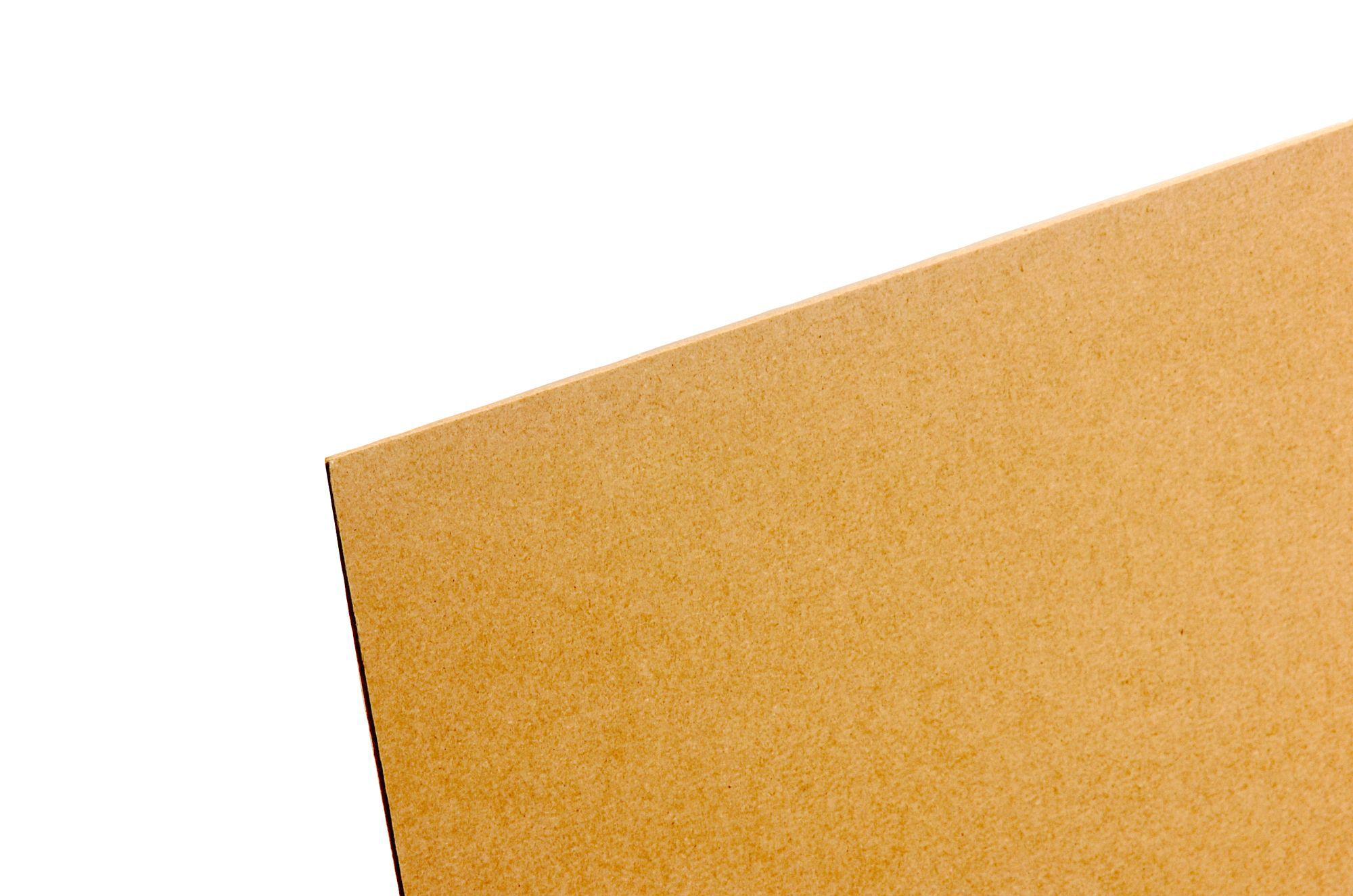 Hardboard Sheet (Th)3mm (W)610mm (L)1830mm | Departments ...