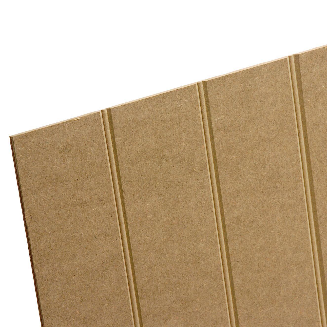 garage wall lining ideas - MDF Bead & Butt Match Board Th 6mm W 607mm L 1220mm