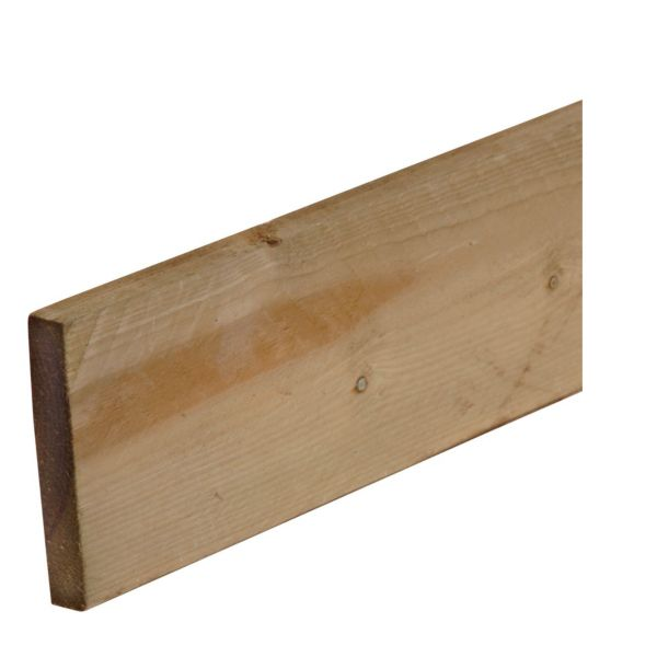 Treated Timber Boards