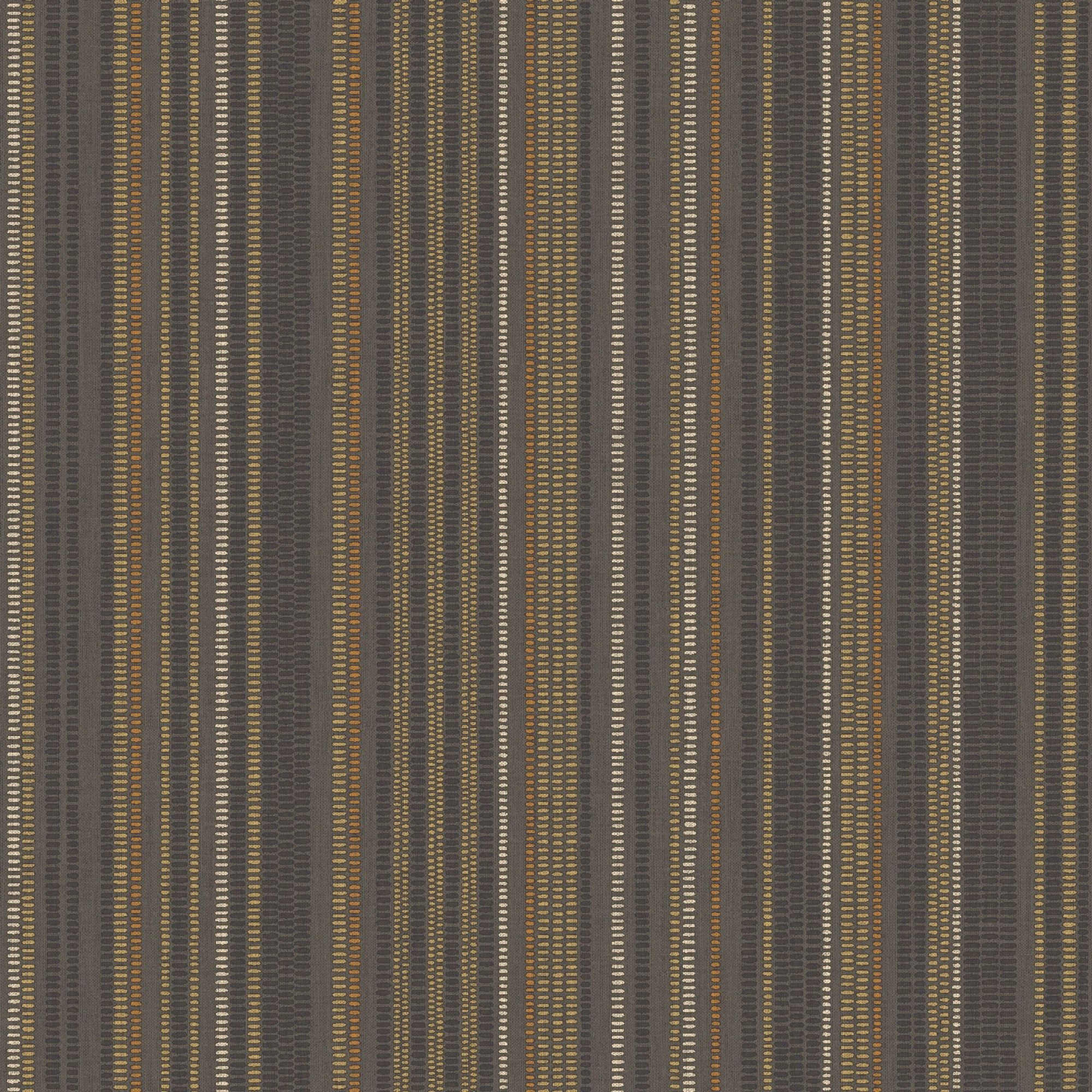 K2 Kasbah Brown Grey Amp Taupe Stripe Metallic Effect