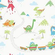 Holden décor Dinosaur Wallpaper