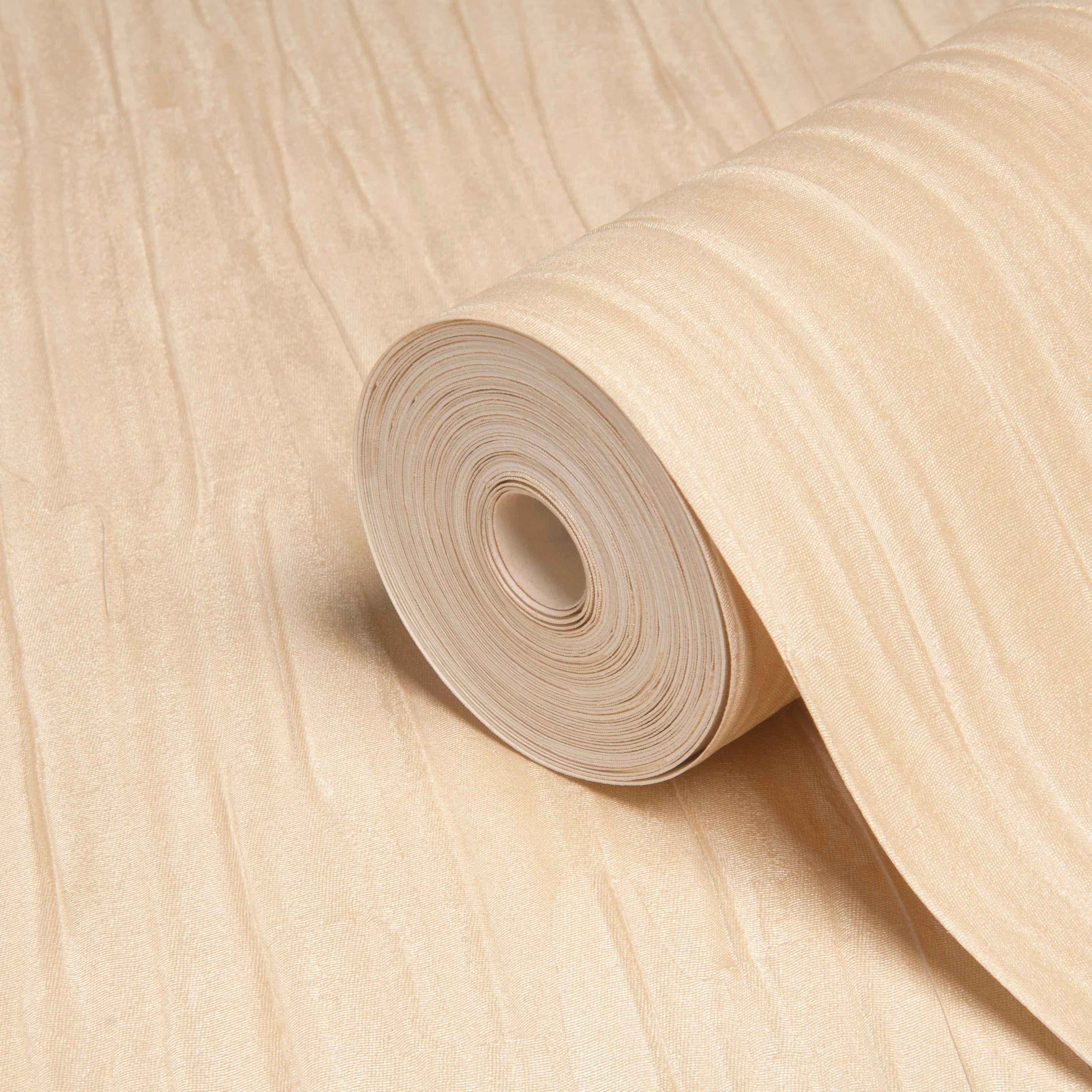 Opus francesco sand wallpaper departments diy at b q for Cheap decking boards b q