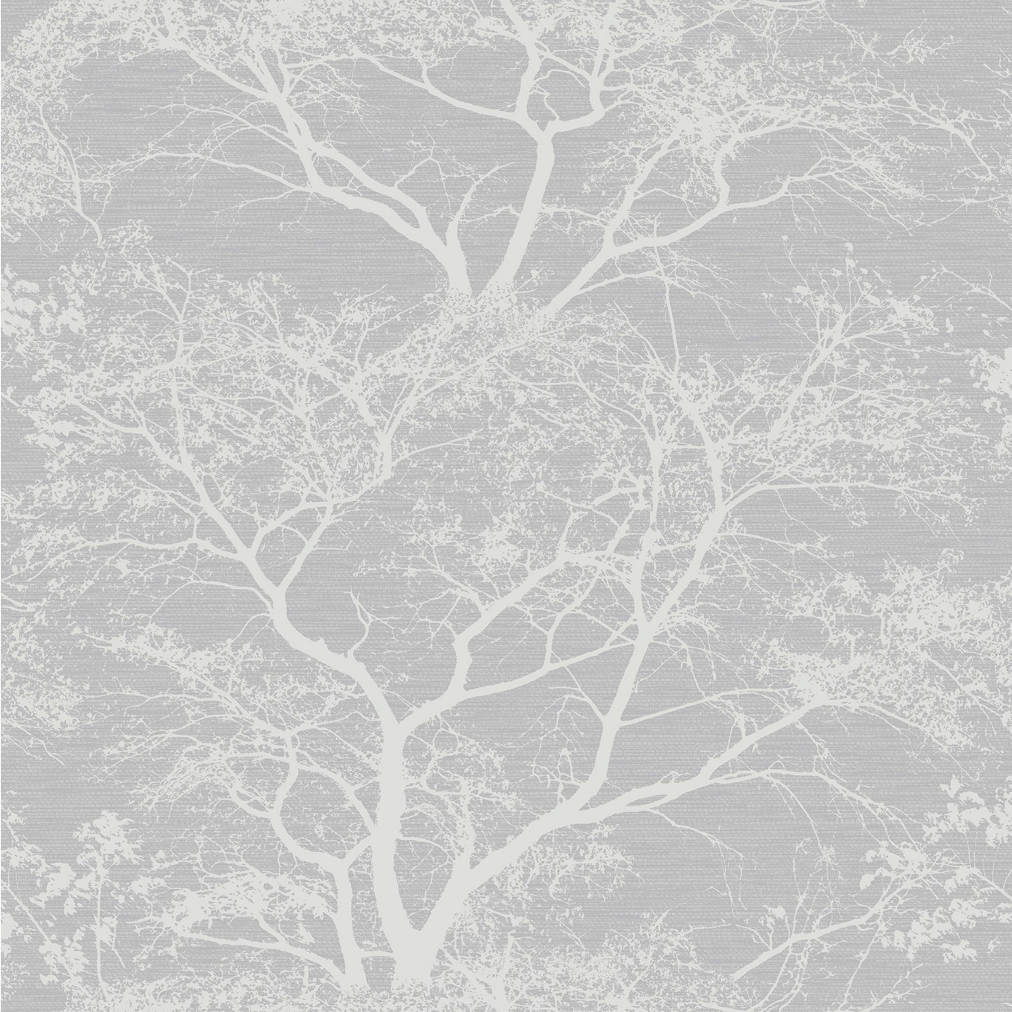White And Grey Tree Wallpaper White Wallpaper