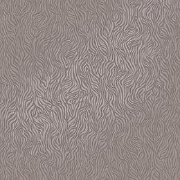 Statement Gilver & Taupe Animal Print Metallic Effect