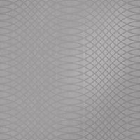 Holden Grey Geometric Glitter Wallpaper
