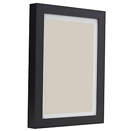 Single Frame Black Photo Frame (W)250mm (H)340mm