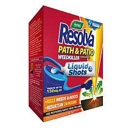 Resolva Path & Patio Concentrate Weed Killer 180ml,