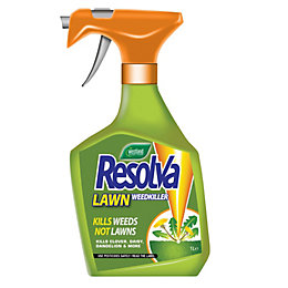 Resolva Ready to use Lawn weed killer spray