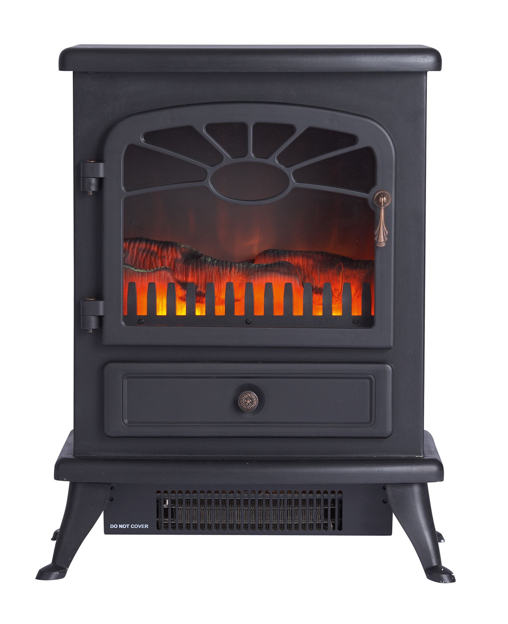 Black Electric Stove ~ Focal point es black electric stove departments