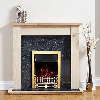 electric inset fire