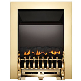 Focal Point Blenheim Flue Less Brass Effect Manual