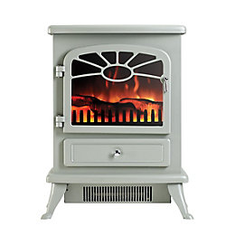 Focal Point ES 2000 Grey Electric stove