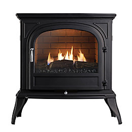 Focal Point Dalvik Flueless Gas Stove, 3.1 kW
