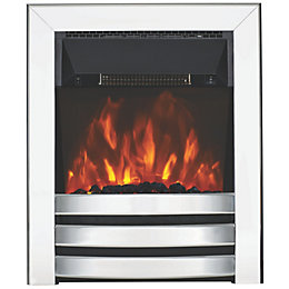 Focal Point Langham LED Remote Control Electric Fire