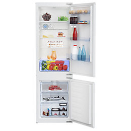 Beko BCB7030F 70: 30 Combi White Fridge freezer