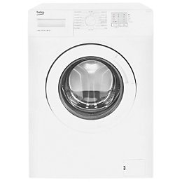 Beko WTG720M1W White Freestanding Washing Machine