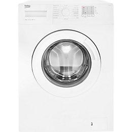Beko WTG820M1W White Freestanding Washing Machine