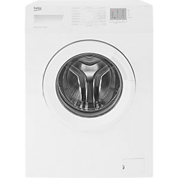 Beko WTG620M1W White Freestanding Washing machine