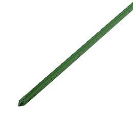 Gardman Plastic & Steel Green Garden Stake (W)11mm