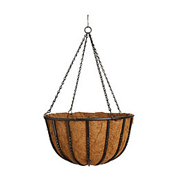 Gardman Wrought Iron Hanging Basket 406.4 mm