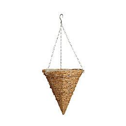 Gardman Rustic spot Hanging basket 304.8 mm