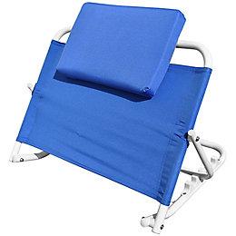 Active Living Blue Bed Back Rest