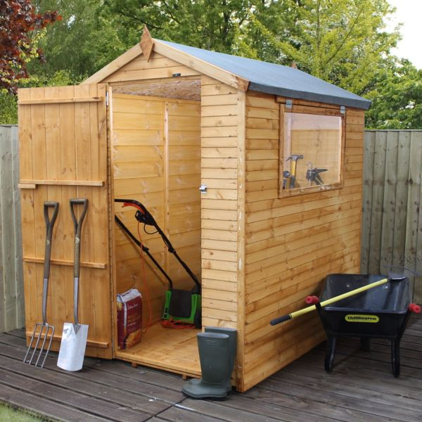 Sheds cabins summerhouses outdoor garden for Diy garden shed