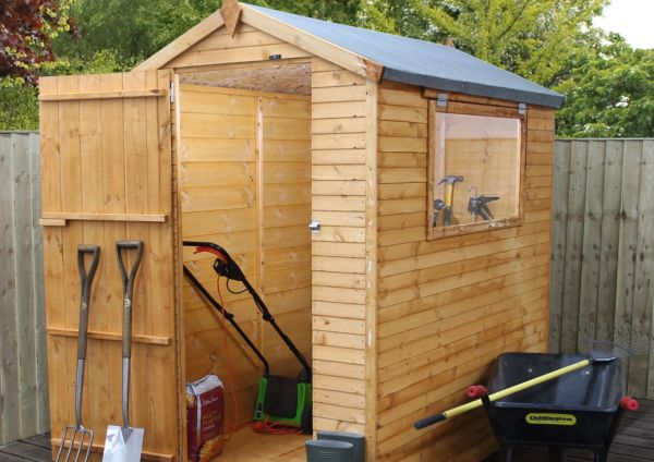 Sheds, cabins & summerhouses
