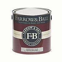 Farrow & Ball Down Pipe no.26 Matt Estate emulsion paint 2.5L