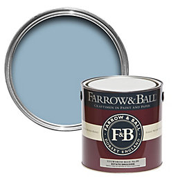 Farrow & Ball Lulworth Blue no.89 Matt Estate