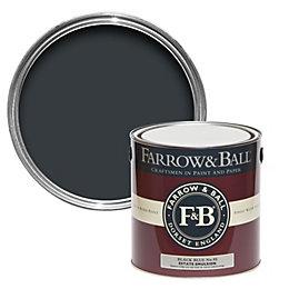 Farrow & Ball Black Blue No.95 Matt Estate