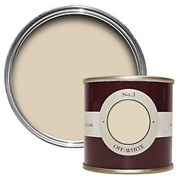 Farrow & Ball Off White no.3 Estate emulsion