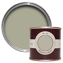 Farrow & Ball French Gray no.18 Estate emulsion