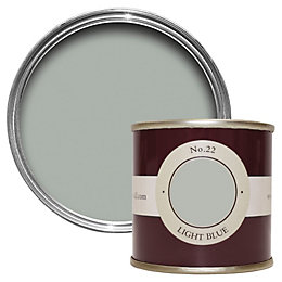 Farrow & Ball Light Blue no.22 Estate emulsion