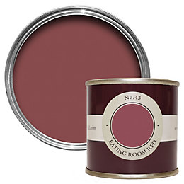 Farrow & Ball Eating Room Red No.43 Estate