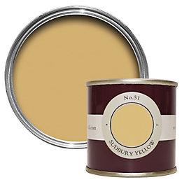 Farrow & Ball Sudbury Yellow no.51 Estate emulsion