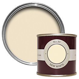Farrow & Ball New White no.59 Estate emulsion