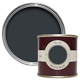 Farrow & Ball Black Blue No.95 Estate Emulsion