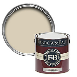 Farrow & Ball Off White No.3 Matt Modern