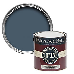 Farrow & Ball Stiffkey Blue No.281 Matt Modern