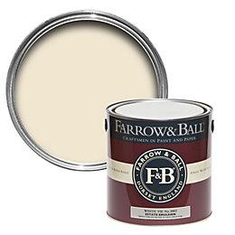 Farrow & Ball White Tie No.2002 Matt Estate