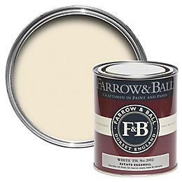 Farrow & Ball Estate Eggshell White Tie No.2002
